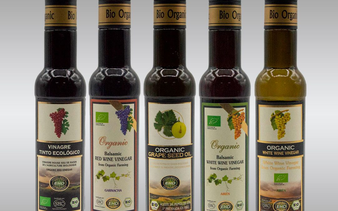 Ban vinegars other than wine or apple
